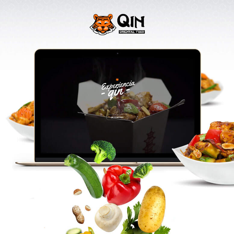 Qin Website